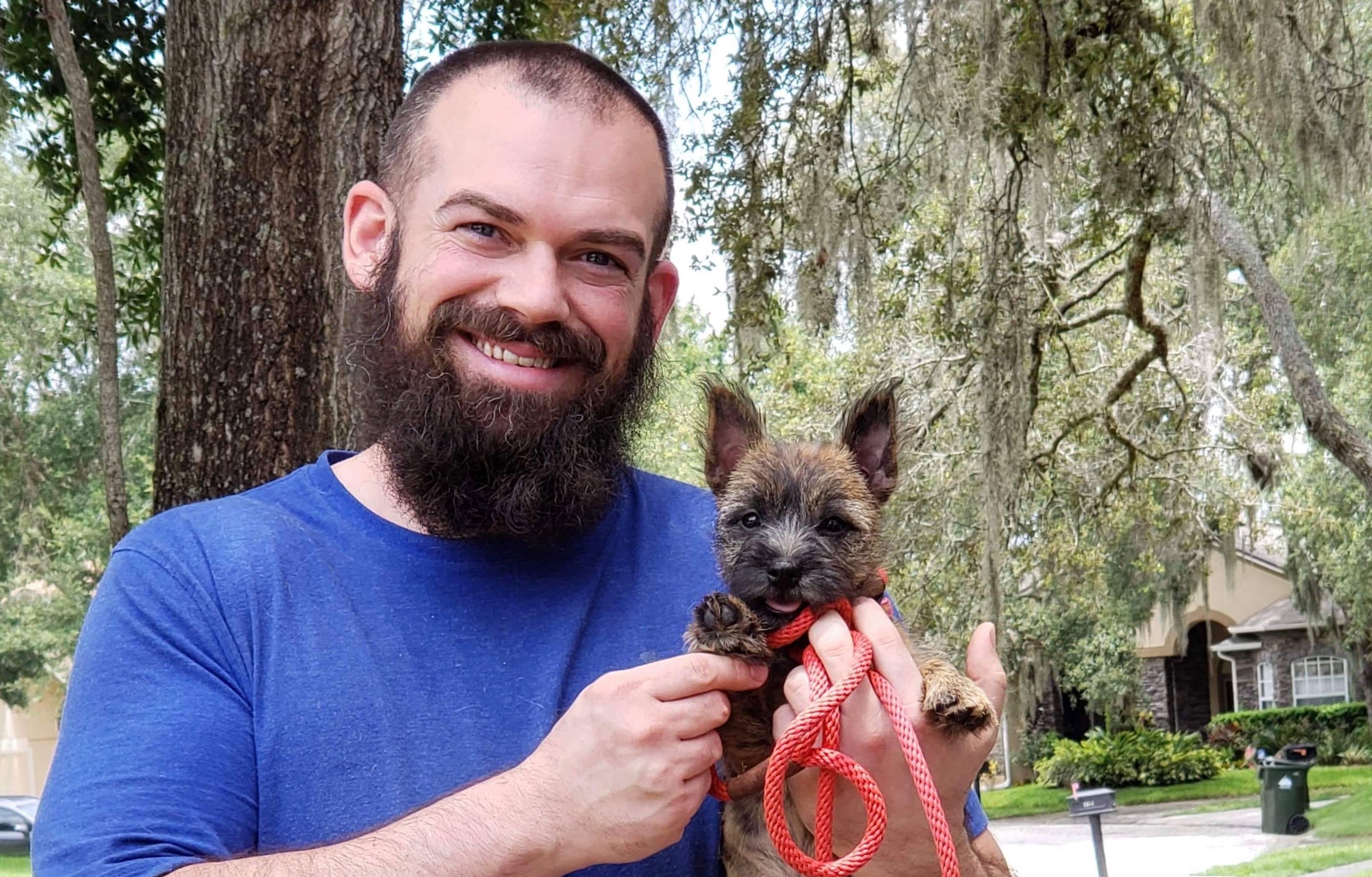 About Curtis Craig - Dog Training Orlando FL - The Calm K9